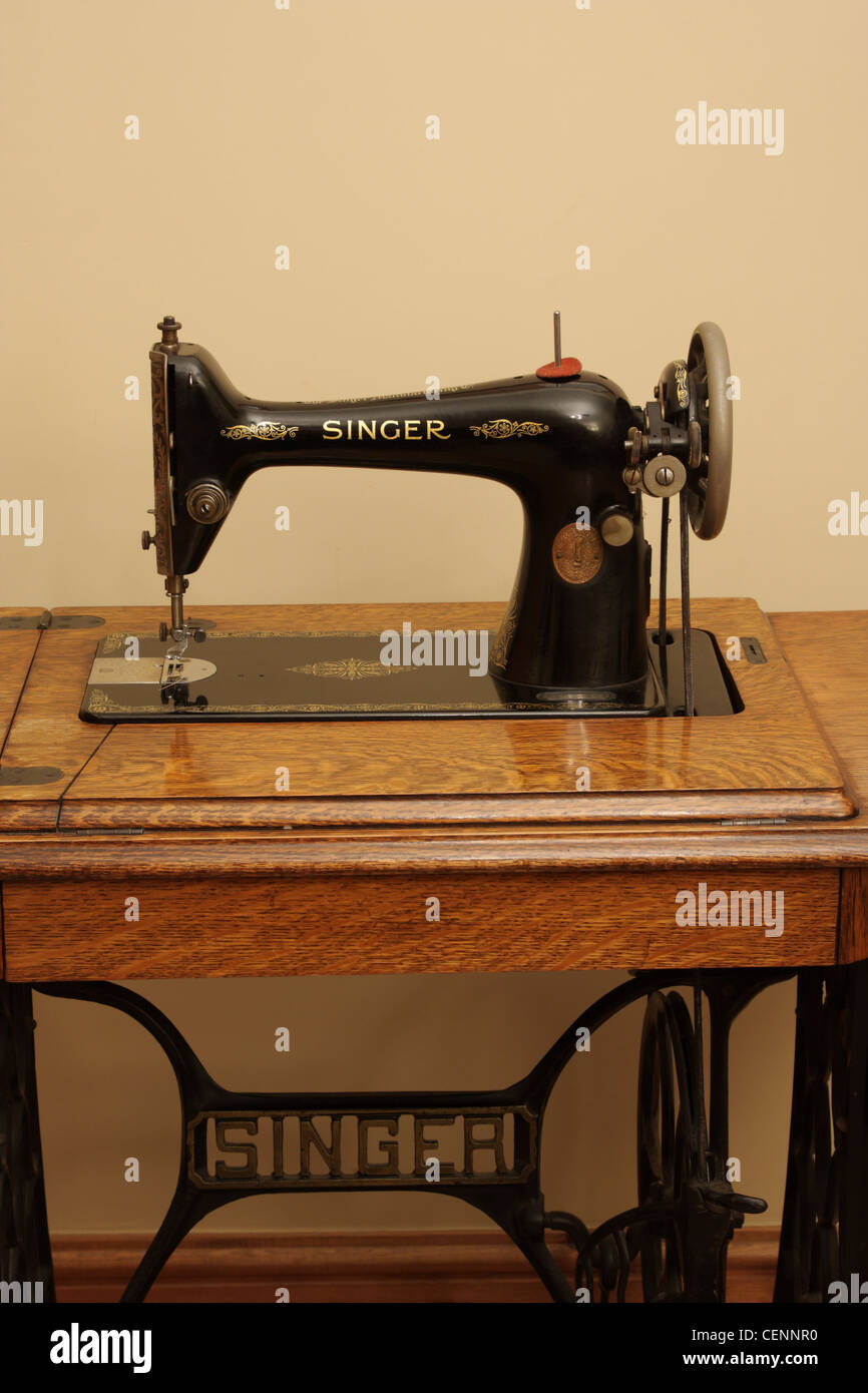 singer treadle 27 sewing machine manual