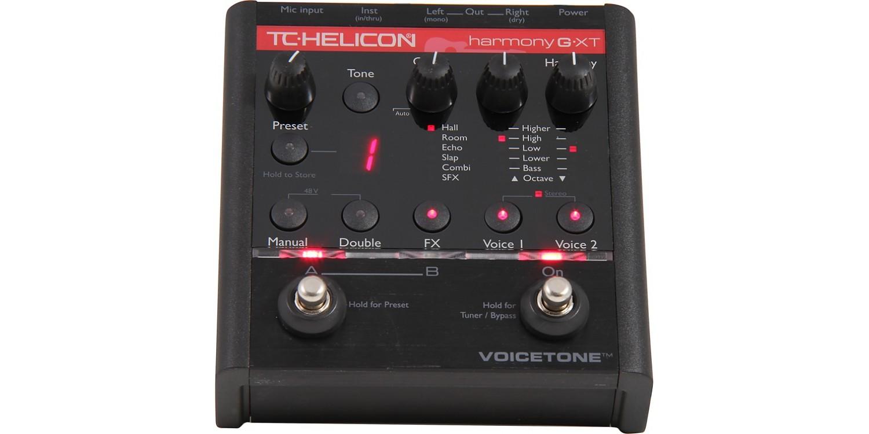 helicon harmony g xt manual