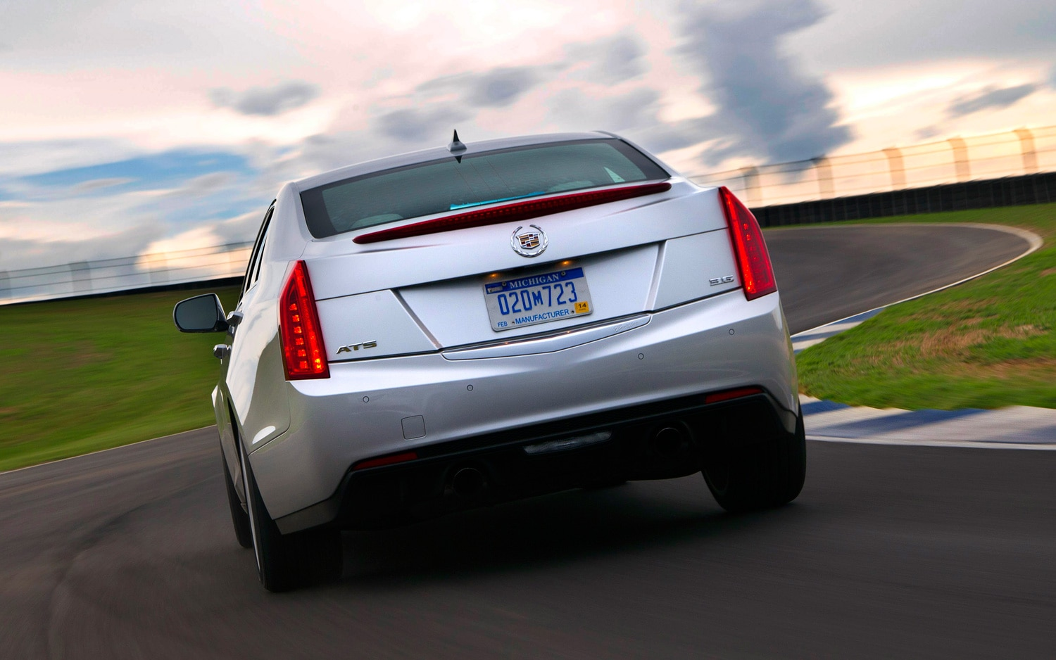 cadillac ats manual transmission reverse
