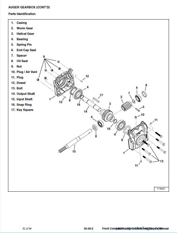 compact 26 snow blower.manual