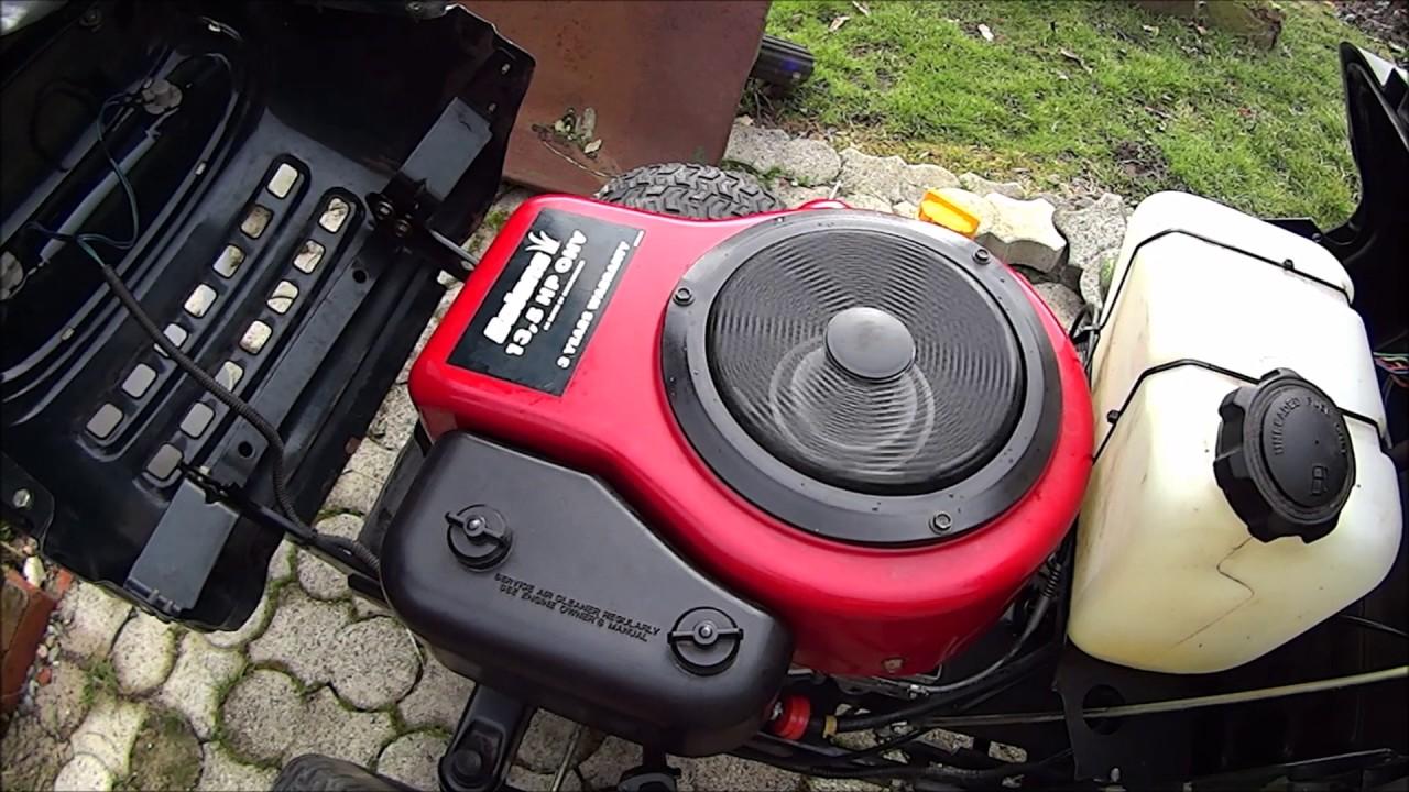 tecumseh enduro xl c 13 hp ohv manual