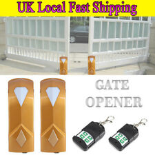 g powerful manually open gate
