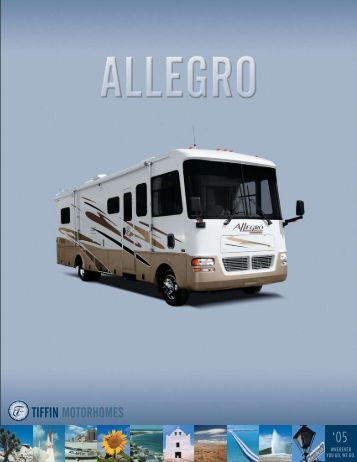 2000 tiffin allegro bay owners manual