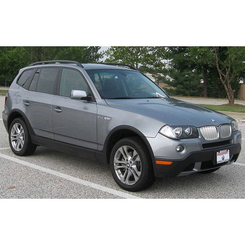 2004 bmw x3 manual review