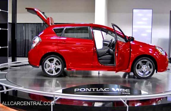 2008 pontiac vibe manual transmission