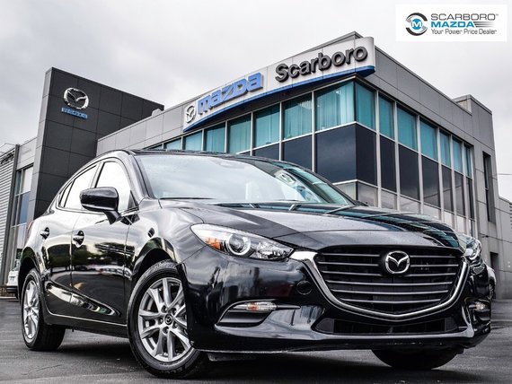 2018 mazda 3 hatchback gs manual