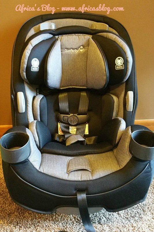 safety first step and go travel system manual