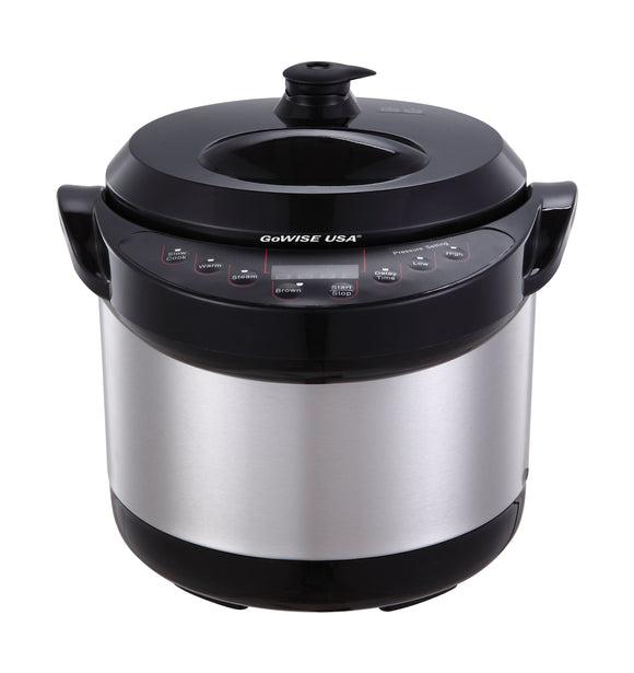 calphalon 6 qt pressure cooker manual