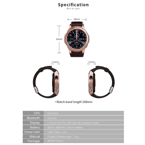 red clover xplor watch manual