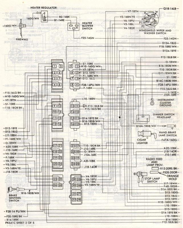 1985 dodge pickup d150 manual for components