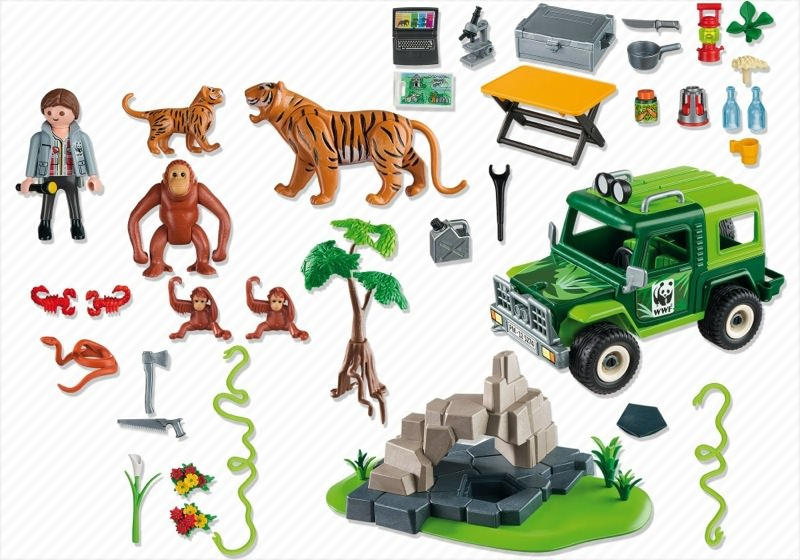 playmobil zoo 3240 instruction manual