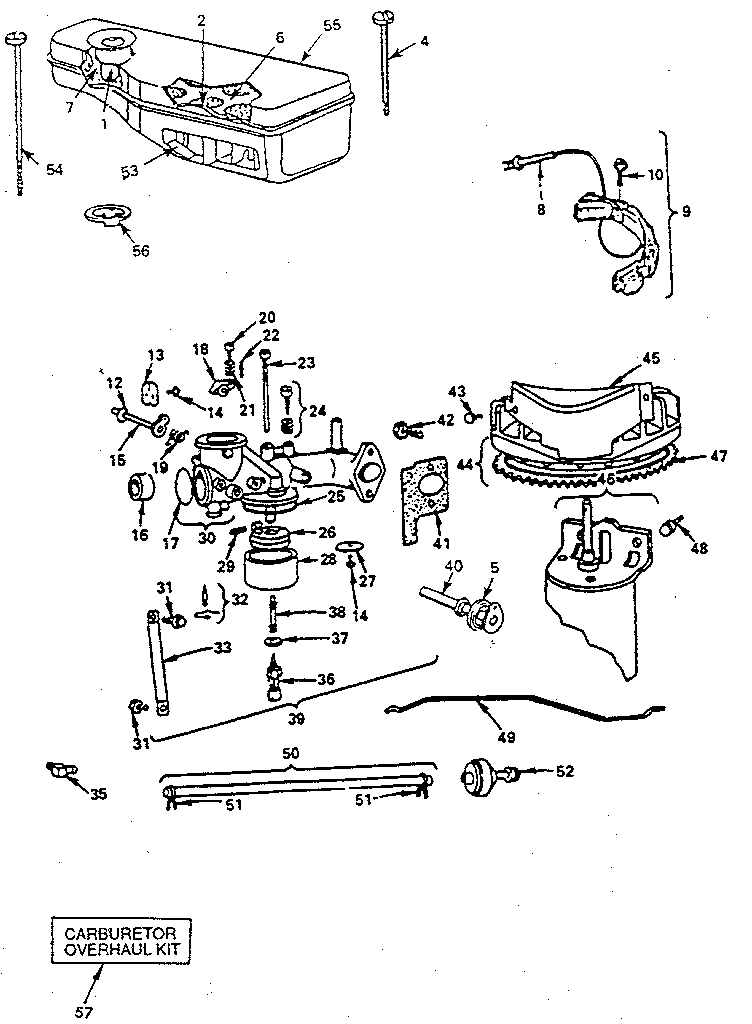 briggs and stratton 9 hp vanguard carburetor manual