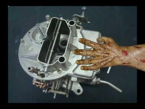 holley carburetor manual choke adjustment