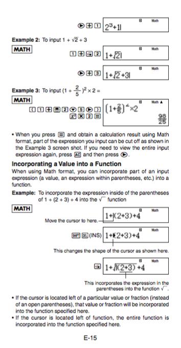 casio calculator manual fx-115es plus
