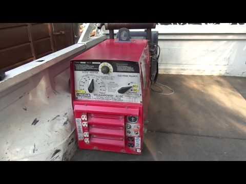 lincoln weldanpower 225 g7 parts manual