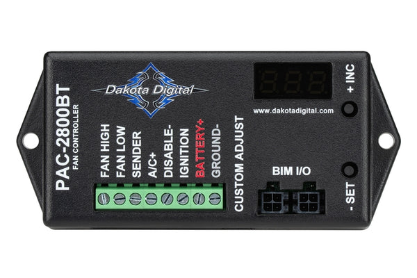 dakota digital sgi-5 manual