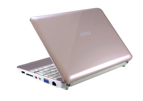 msi netbook u100 user manual