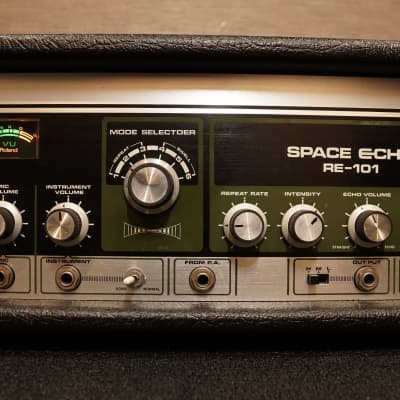 roland space echo re-150 manual