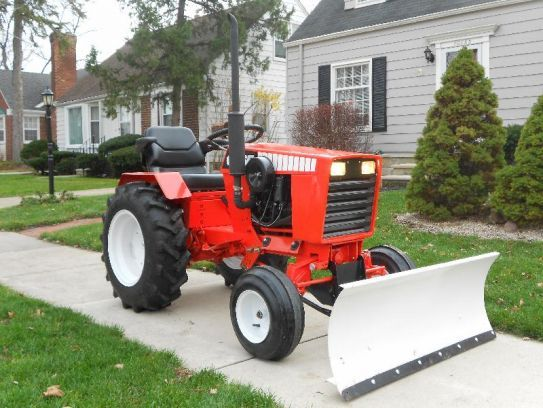 case international harvester 80 snowblower manual