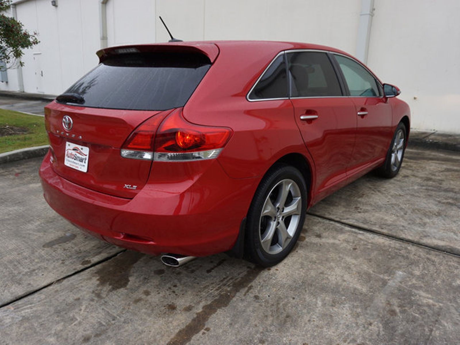 manual for a nissan venza