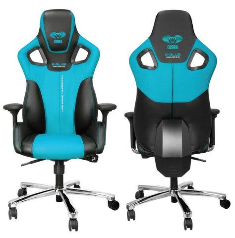 e-blue cobra gaming chair manual