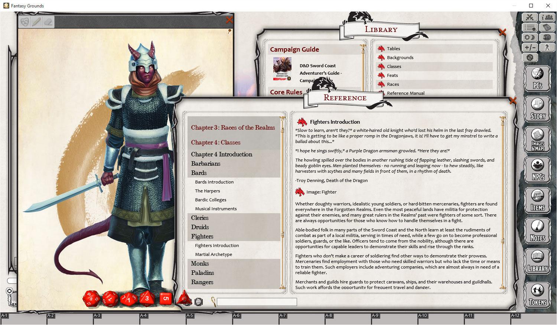 sword coast legends monster manual
