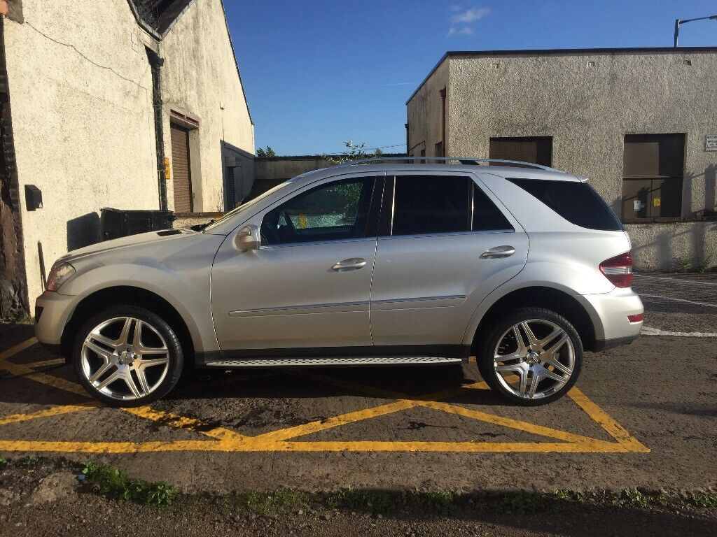 mercedes ml 2009 owners manual
