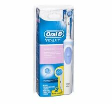oral b vitality precision clean electric toothbrush manual