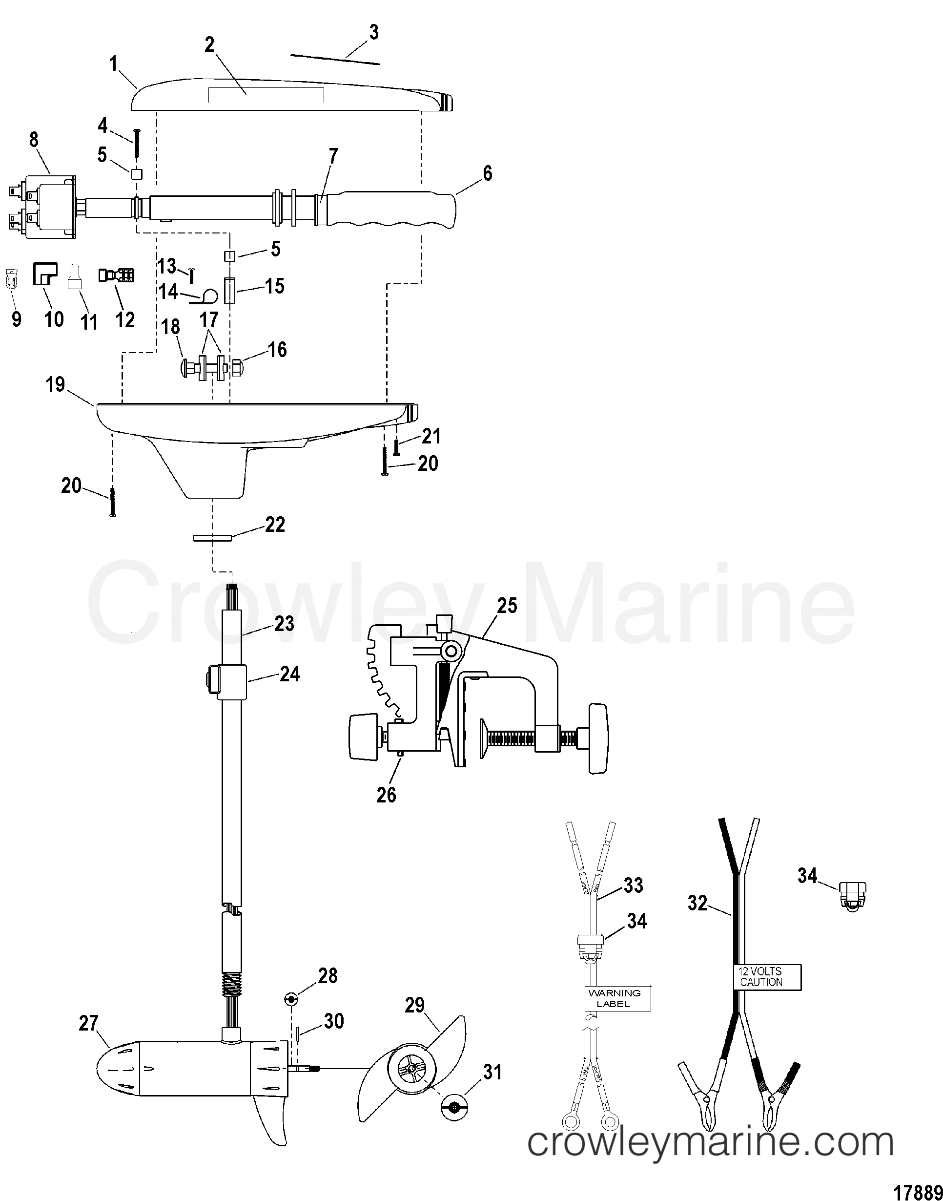 mercury 650 outboard user manual