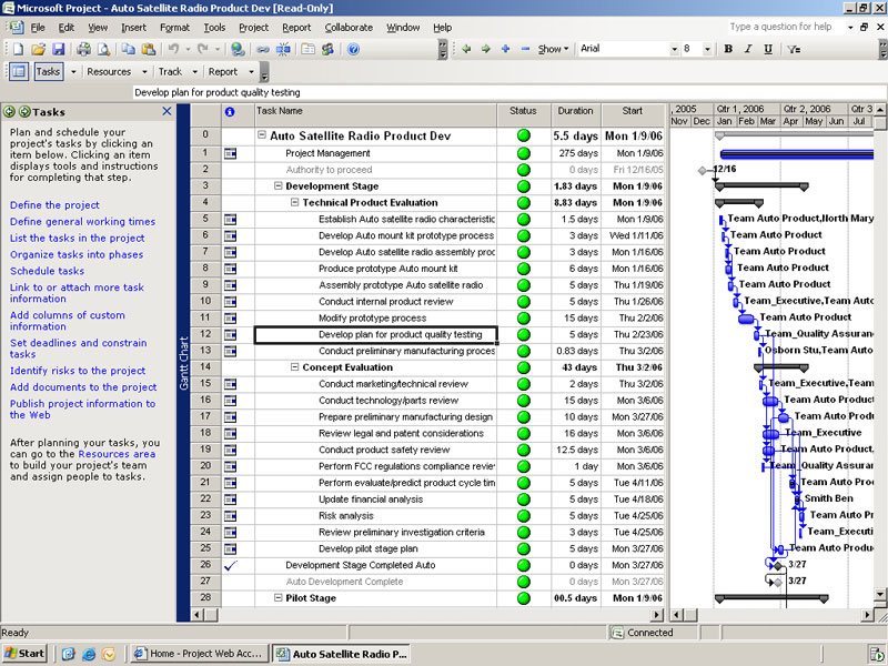 manual microsoft project professional 2010