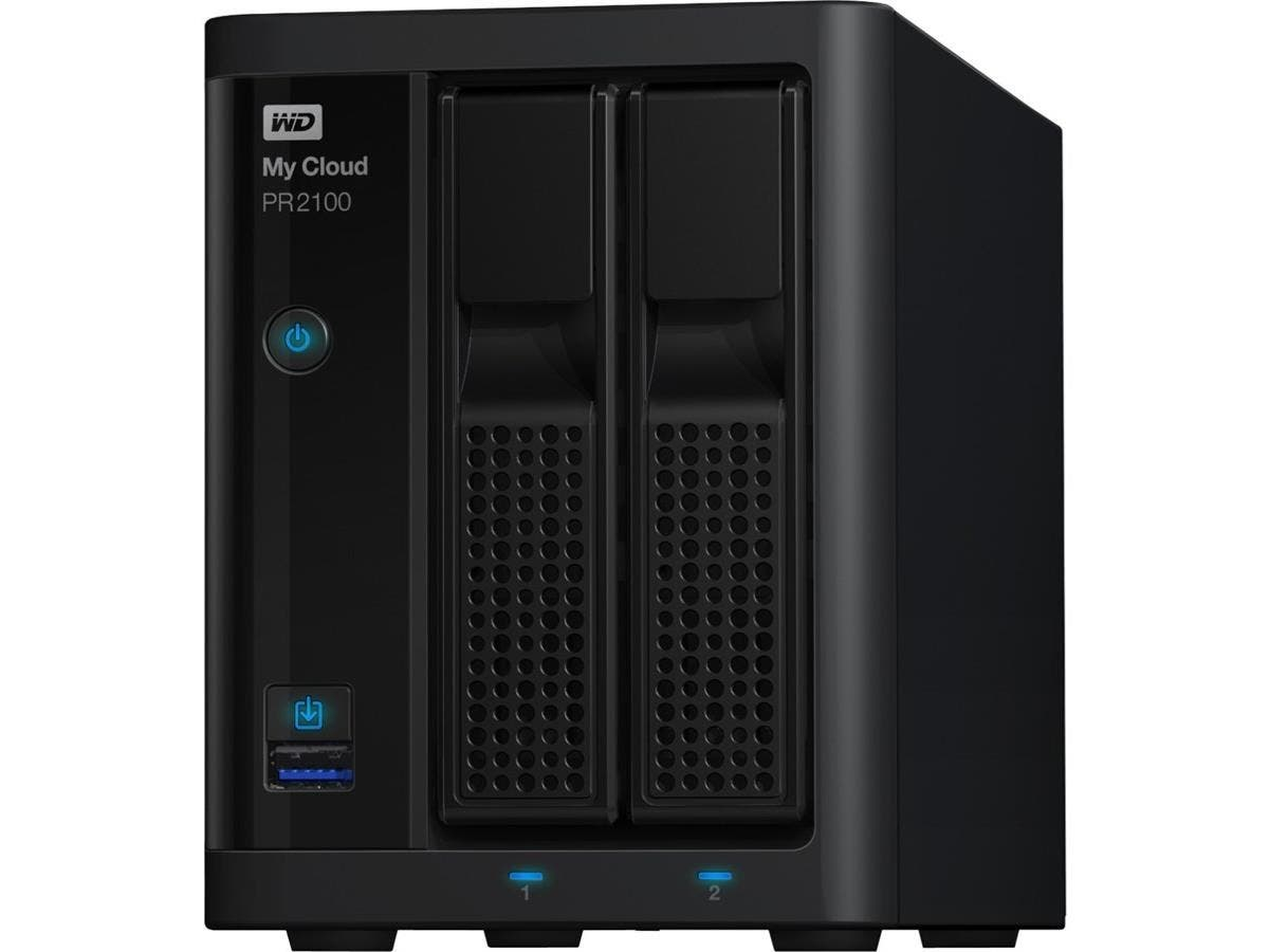 wd my cloud nas manual