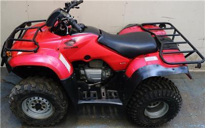 honda 250cc atv manual start