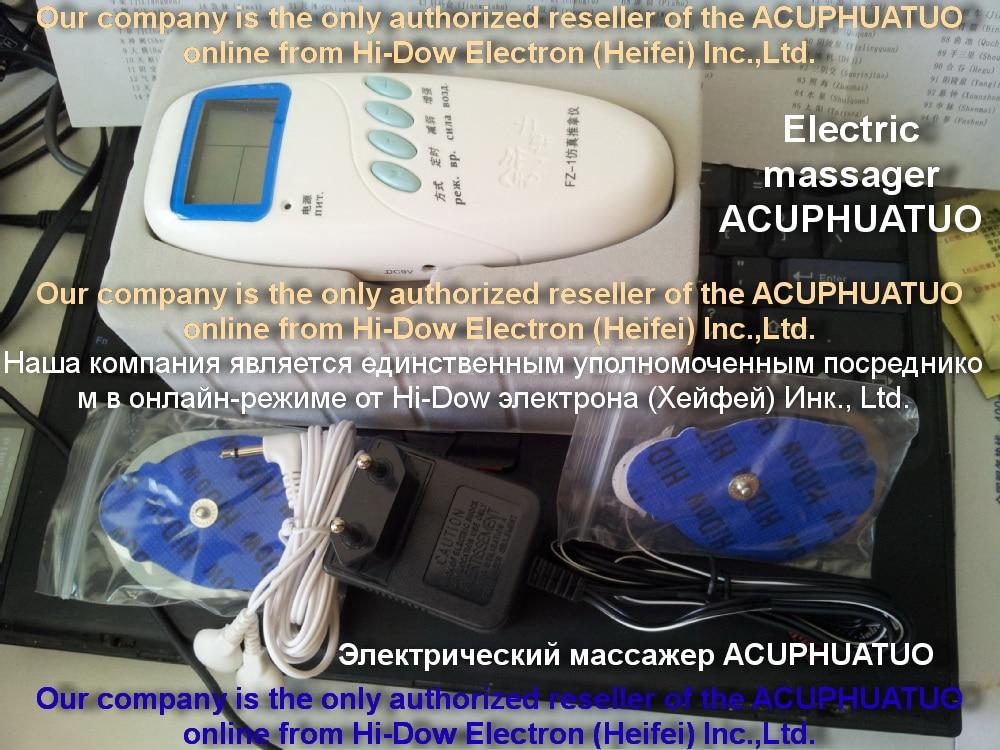 health herald multifunctional massager english manual