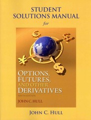options futures and other derivatives answer manual
