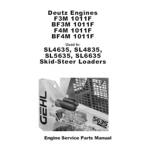 engine manual for deutz e3l 1011 f