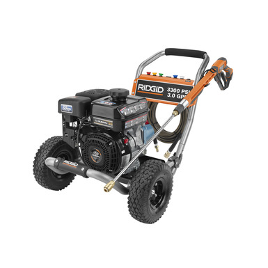 ridgid 3000 psi pressure washer subaru owners manual