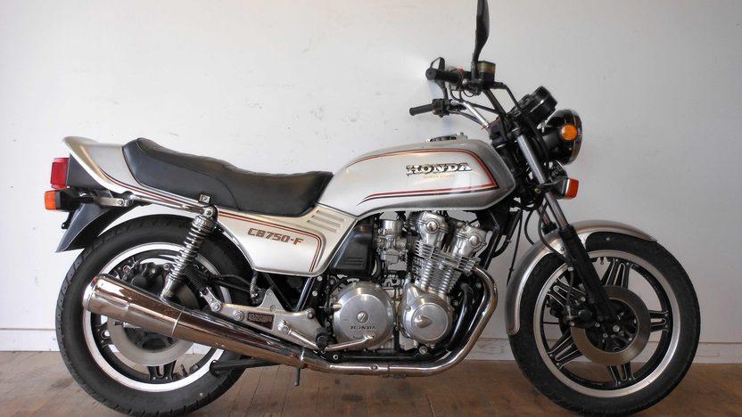 honda cb 750 1980 shop manual