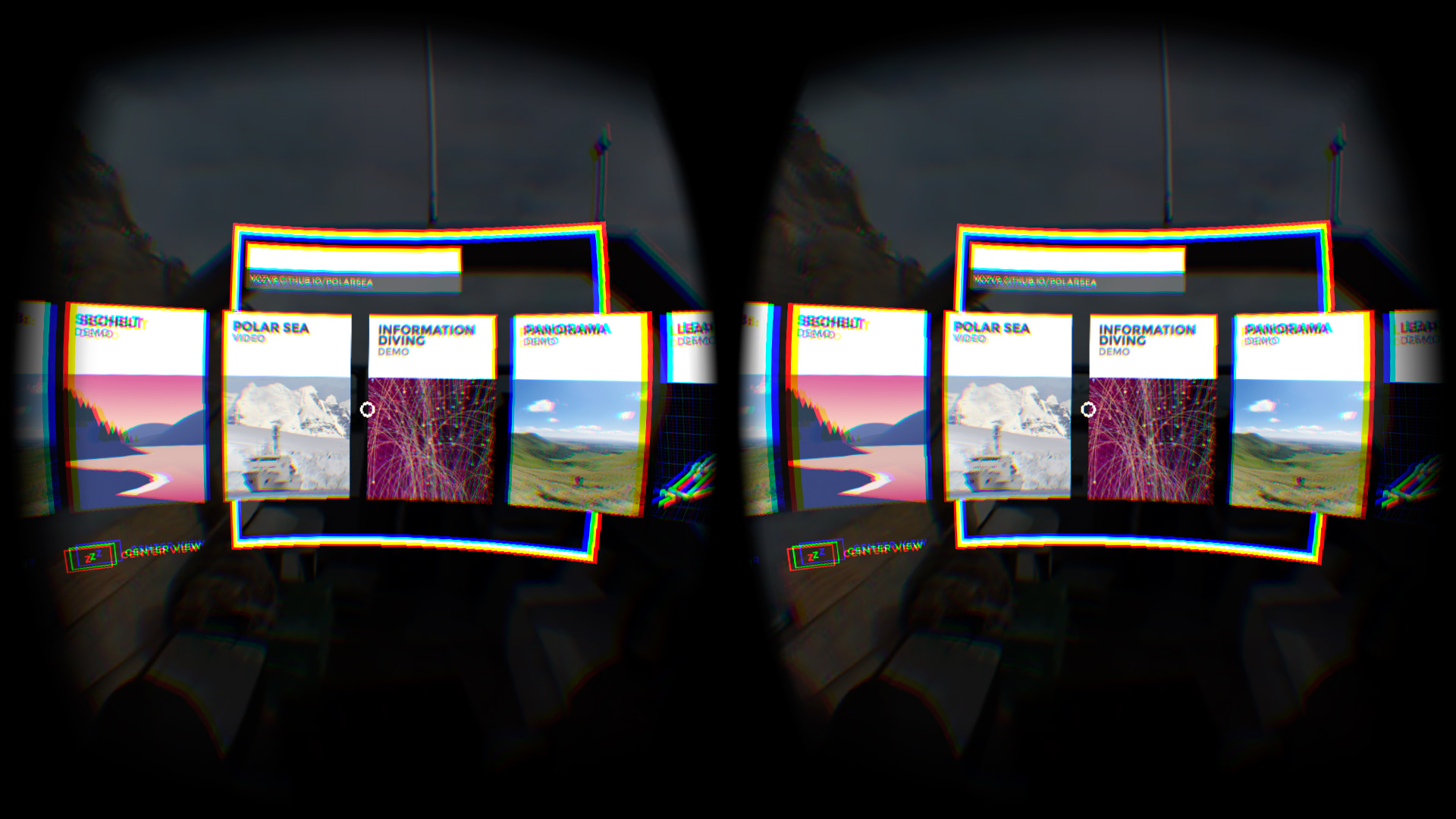 virtual reality and web based manuals