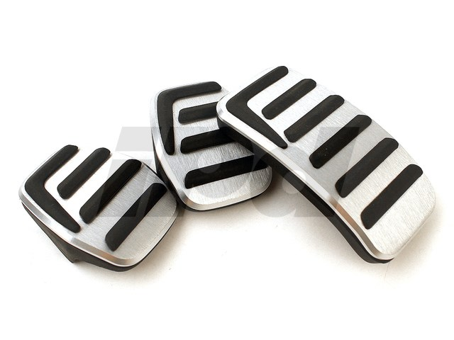aluminum pedals for manual transmission