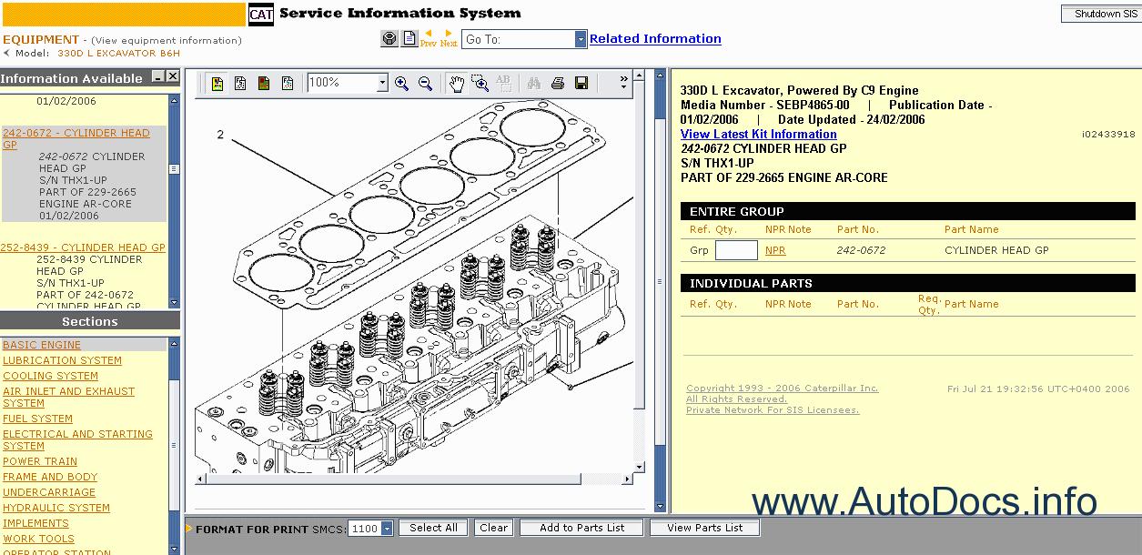 caterpillar 3116 service manual free