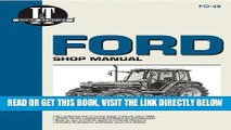new holland ford 5600 tractor service manual pdf
