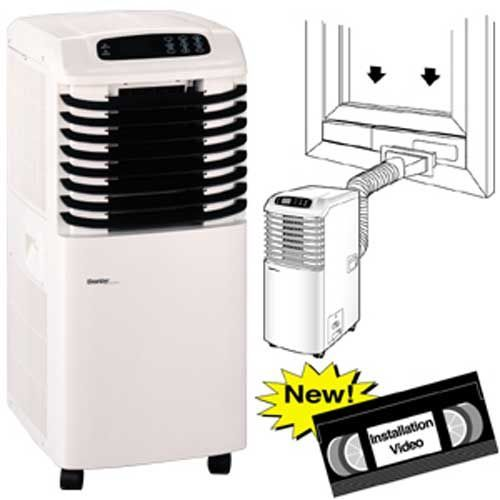danby premiere dpac11010 portable air conditioner manual
