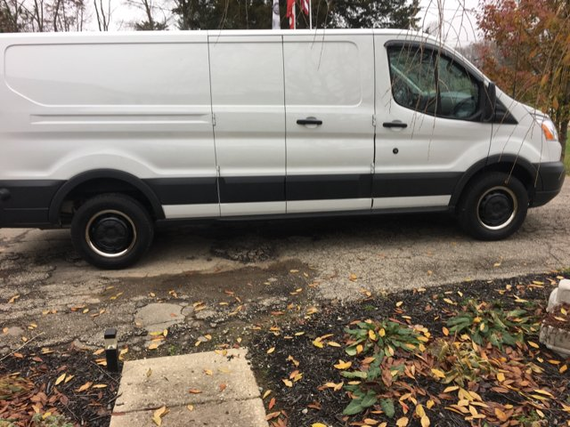 2016 ford transit 250 manual