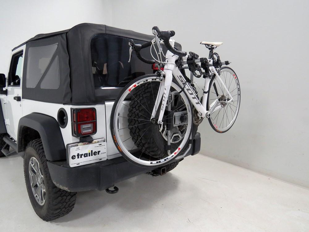thule spare tire bike rack manual