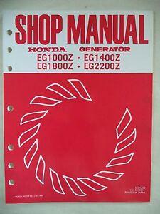 genuide honda 650f service manual