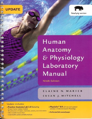 anatomy and physiology 9th edition lab manual