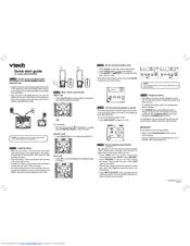 manual telephone vtech 5.8 cs5111