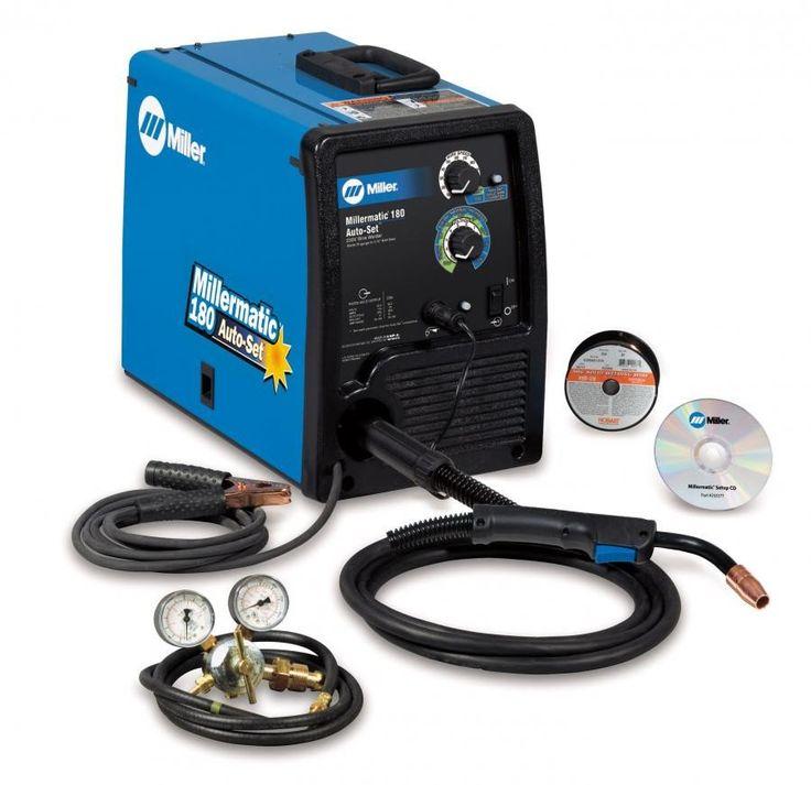miller tig welding machine manual