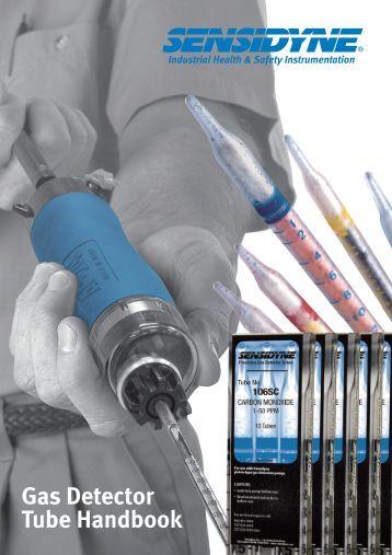 cd100a gas leak detector manual