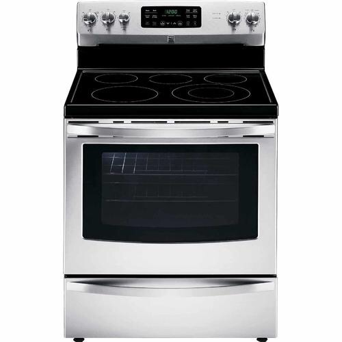 manual de la estufa frigidaire